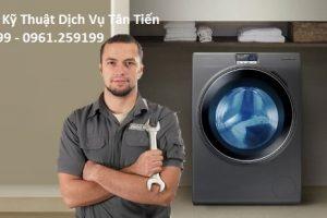 Các lỗi thường gặp ở máy giặt và cách sửa chữa máy giặt