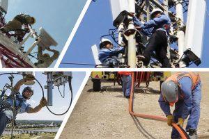 Thi công hạ tầng mạng Viễn thông – Trạm thu phát sóng di động