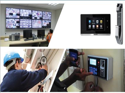 Cung cấp lắp đặt sửa chữa Camera giám sát – thiết bị an ninh