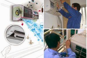 Bảng giá sửa chữa máy lạnh của Tân Tiến