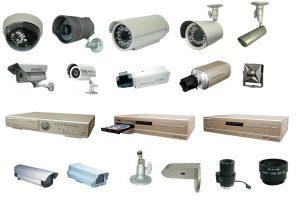 Các thiết bị cần thiết lắp đặt Camera giám sát