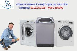 Dịch vụ sửa máy giặt giá rẻ, chuyên nghiệp nhất tại Bắc Ninh