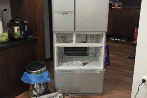 Những sự cố tủ lạnh thường gặp