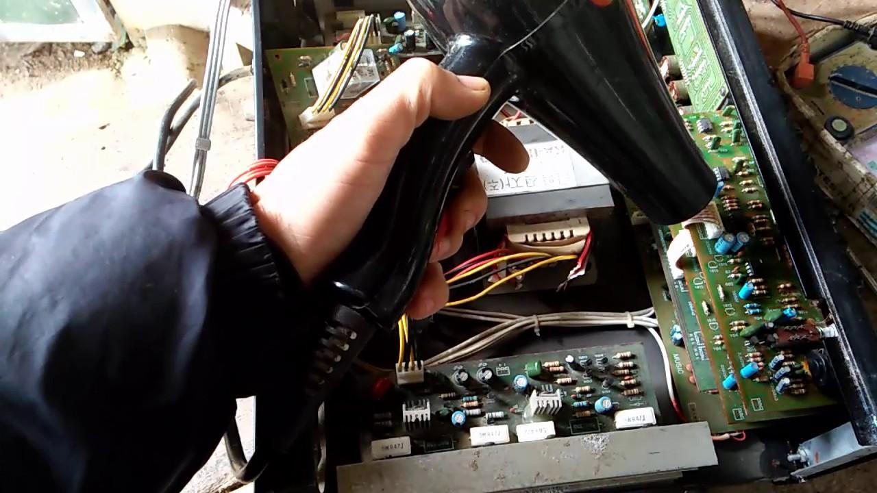 Địa chỉ sửa chữa thiết bị âm thanh uy tín tại Hà Nội