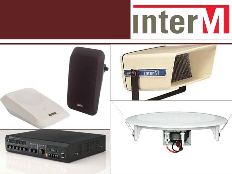 Tìm hiểu về loa cho phòng họp Inter-M