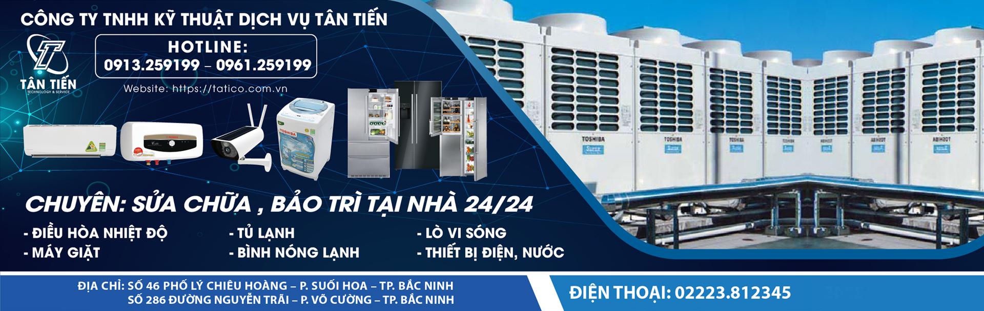 Giới thiệu nhà thầu máy lạnh Bắc Ninh